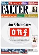 Am Schauplatz: ORF, Falter 13/10