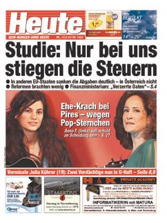 Wem geh rt die gratiszeitung heute kobuk kobuk for Spiegel nachrichten heute