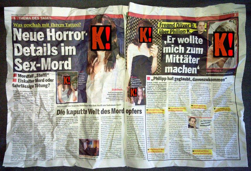 Die kaputte Welt... (Österreich, 6.7.2010)