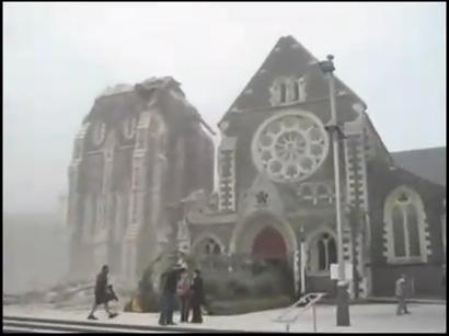 Screenshot der Kirche