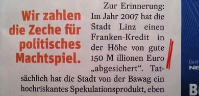 """Seite 65: """"in der Höhe von gute 150 M illionen Euro"""""""