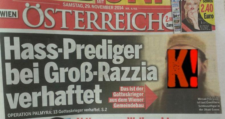 österreich 29 november titel1