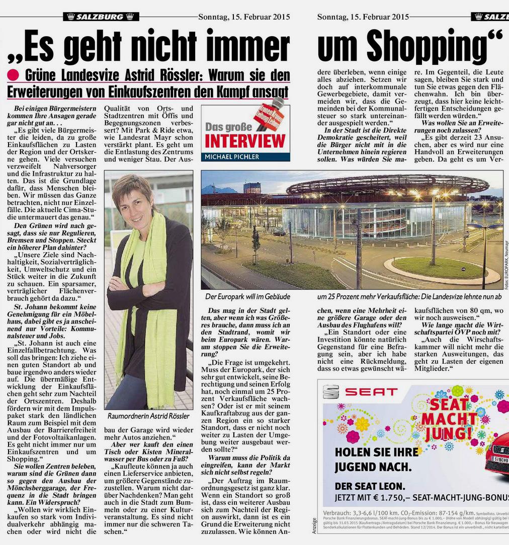Salzburg Zeitung
