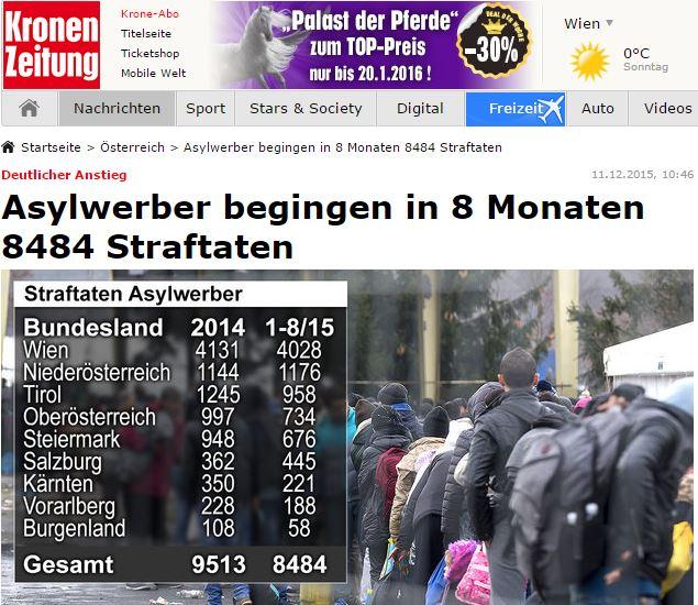 Krone-Asylwerber